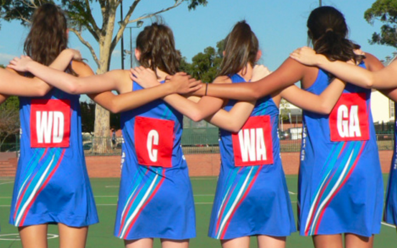 2018 DDNA Representative Netball Team Selections
